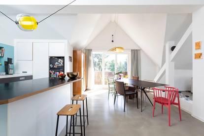 ELISABETHVORSTADT: Exklusives 2-Zimmer-Loft in Ceconi-Villa