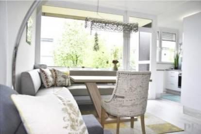AM ARENBERG: Gemütliches 2-Zimmer-Apartment mit Loggia, möbliert