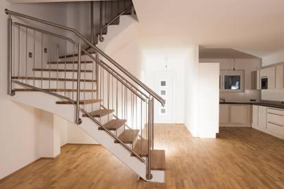 Sehr schöne Doppelhaushälfte vom Architekten geplant in Baden zu vermieten – KEINE MAKLERPROVISION