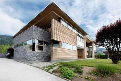 Lichtdurchflutetes Architektenhaus mit 2 separaten Wohnungen