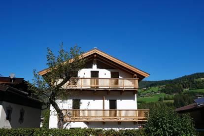 Cosy Home im Herzen Kirchbergs Doppelhaushälften im modernen Alpenstil
