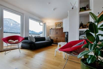 Dachgeschosswohnung mit Style und Blick