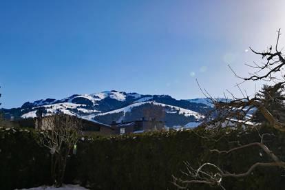 Besondere Gelegenheit- NIEßBRAUCH! Gartenwohnung mit späktakulärem Bergpanorama