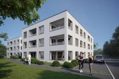 Traumhaftes Wohnen- Wohnoase Hammerwerkgasse Vöcklabruck! Geförderte Eigentums- und Anlagewohnungen! TG-Platz jetzt kostenlos!