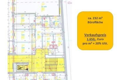 Bürofläche im Erdgeschoss Rechter Bauteil zu verkaufen - im Zentrum von Vöcklabruck