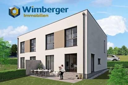 Wohntraum Pucking bei Linz - Günstige Einfamilien - und Doppelhäuser zum Wohnungspreis!