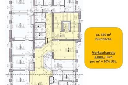Bürofläche im 2. Obergeschoss zu verkaufen - im Zentrum von Vöcklabruck
