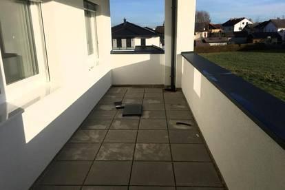 Großzügiges gefördertes Wohnen mit XXXL Loggia und Fernblick ab Euro 685,-/ Monat im Eigentum
