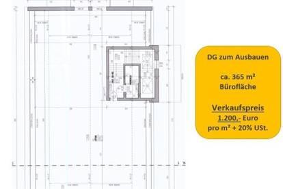 Bürofläche im 3. Obergeschoss Linker Bauteil zu verkaufen - im Zentrum von Vöcklabruck