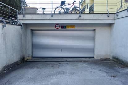 Stellplatz in Tiefgarage für Kleinauto