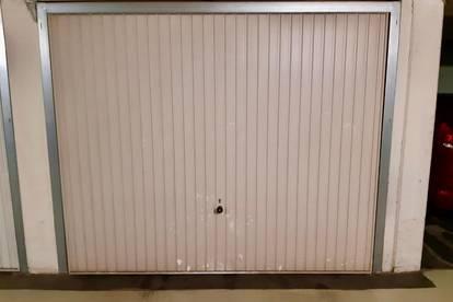 Garagenbox in der Tiefgarage
