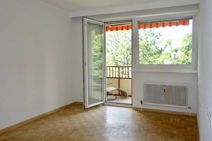 4 Zimmer Wohnung mit 3 Balkonen