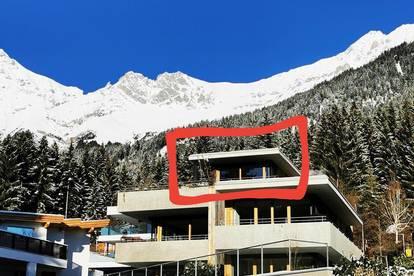 Außergewöhnliche Penthaus Wohnung in Innsbruck Hungerburg