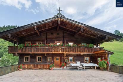 Bauernhof mit Waldanwesen - Toplage in Jochberg