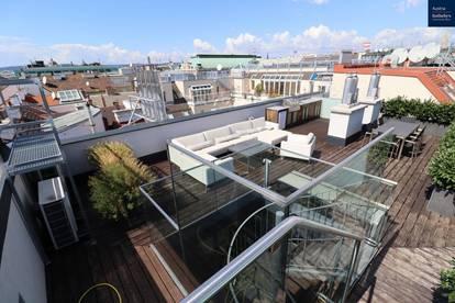 Top Luxus Penthouse an einer Top Adresse
