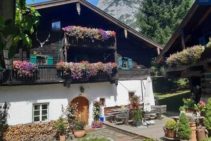 Bauernhaus mit wundervollem Alpenblick