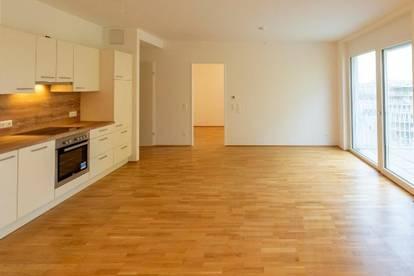 ## LIEBE AUF DEN ERSTEN BLICK ... im Norbahnviertel 2 Zimmer Neubau inkl. Garage ##