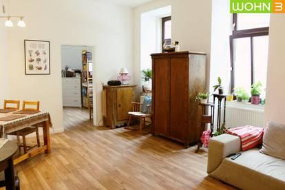 6 Zimmerwohnung, Büro oder Geschäftsräume - alles ist möglich - eigene große Garage für 3 Fahrzeuge, U3 vor der Tür
