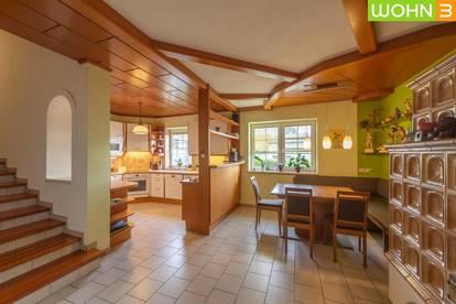 Liebevoll gepflegtes Anwesen nahe Tulln bietet unglaublich viel Platz!