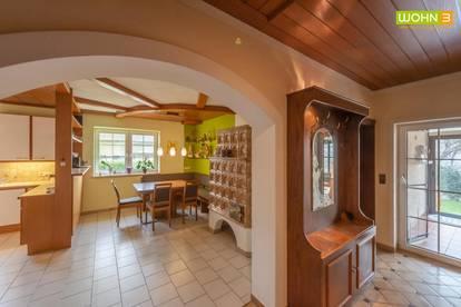Viel Platz für IHRE Wohnideen nahe Tulln: großzügig angelegtes Haus - großer Grund