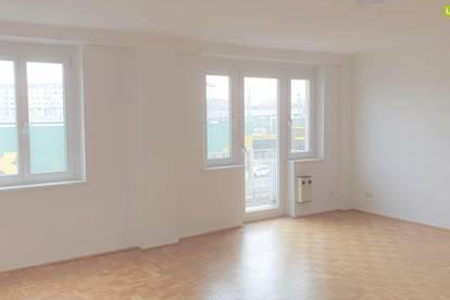 Margareten: Helle 1-Zimmer-Wohnung mit Balkon (sofort beziehbar!)