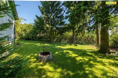 Haus mit 2 Wohneinheiten mit paradiesischem Garten NEUER PREIS!!