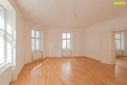 Josefstadt: 3-Zimmer-Wohnung mit Ausblick!