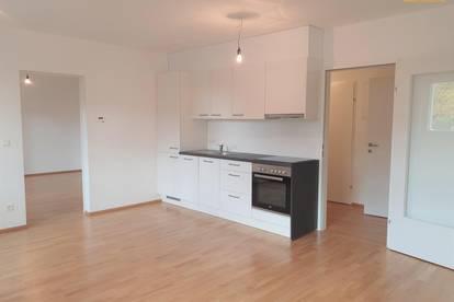 Jedlesee: Moderne Erdgeschoss-Wohnung - barrierefrei