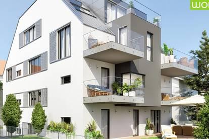 Moderne und energieeffiziente Gartenwohnanlage mit Topausstattung! PROVISIONSFREI!!