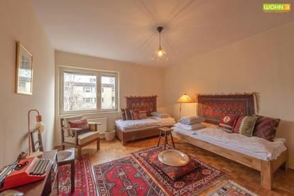 3-Zimmer-Wohnung mit Balkon und Grünblick - voll möbliert - in Ober-St.-Veit