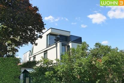 Einfamilienhaus mit Garten und Sonnenterrasse - Schlüsselfertig - Exklusive Ausstattung - Alarmanlage - Top Anbindung in nur 12min zur U2