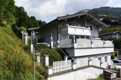 Wohnen und Arbeiten über den Dächern Piesendorfs