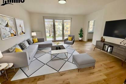 Kernsanierte 3 Zimmer Familienwohnung in toller Lage!