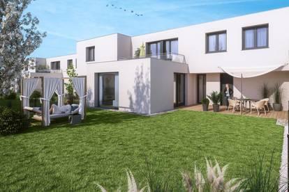 Wohn(t)raum im Bezirk Korneuburg mit Eigengrund, Garage und Keller