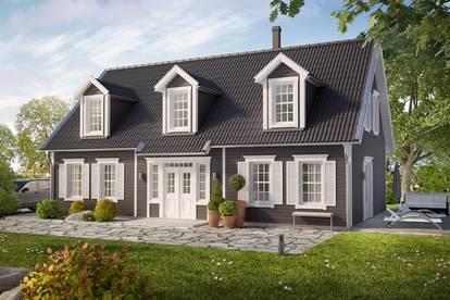 Echtes Schwedenhaus freistehend in 3426 Muckendorf-Wipfing, Architektenplanung ökologisch gebaut !