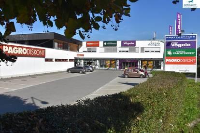 Geschäftsfläche im FMZ Montafortpark Götzis (Vlbg.)