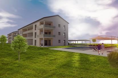 Exklusive provisionsfreie Mietwohnung in Gersdorf an der Feistritz