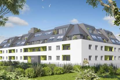 Familienfreundlich | 4 Zimmer - Dachterrassenwohnung nahe der Neuen Donau | Provisionsfrei