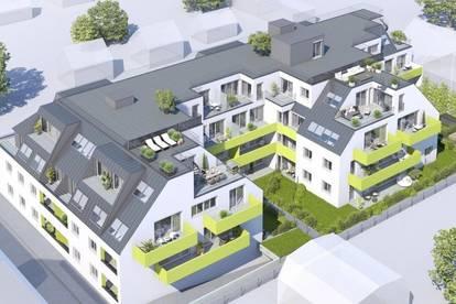 Terrassen-Wohnung im modernen Neubau | Provisionsfrei | Mitte 2021 bezugsfertig