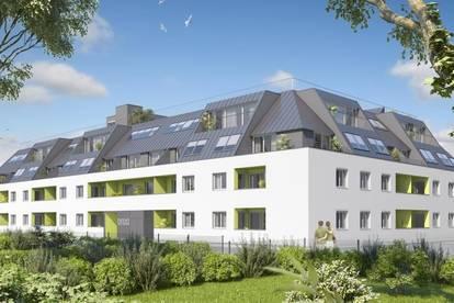 Dachgeschoss-Wohnung nahe Neue Donau | Terrasse | Fußbodenheizung | Provisionsfrei