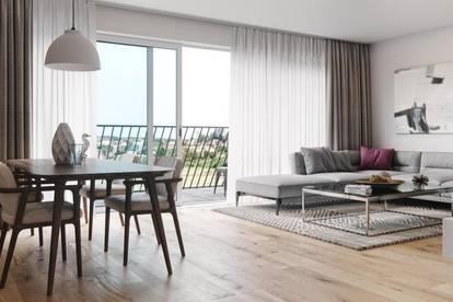 Dachgeschoss-Terrassen Wohnung nahe der Neuen Donau | Provisionsfrei | Fertigstellung voraussichtlich Mitte 2021