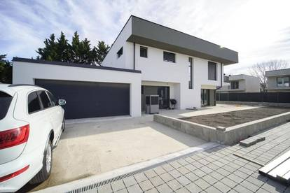 Die Familienvilla in Gänserndorf   Schlüsselfertig mit exklusiver Ausstattung   Pool & Garage