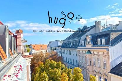 HUGO ... der ultimative Architekten-Cocktail.