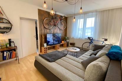 Sehr schöne, zentrale 2,5-Zimmer-Wohnung mit Balkon, Lüfteneggerstraße 7, PROVISIONSFREI