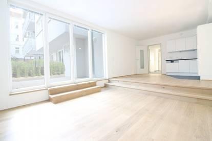 Erstbezug als Eigentum | Exklusive 2-Zimmer-Wohnung mit Terrasse in Hoflage