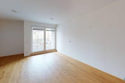 orea | Moderne 2-Zimmer-Wohnung mit Balkon und Loggia | Smart besichtigen · Online anmieten | DS1