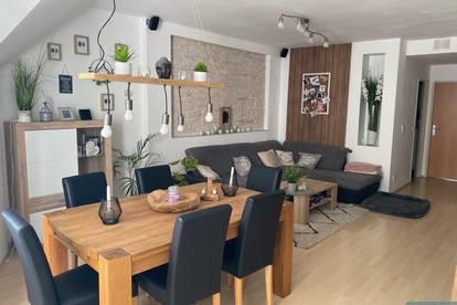Provisionsfrei mit orea: Teilmöblierte moderne 3-Zimmer-Wohnung mit Balkon   Smart besichtigen · Online anmieten   VIE