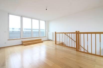 Luxuriöse 4-Zimmer-Maisonette mit Dachterrasse
