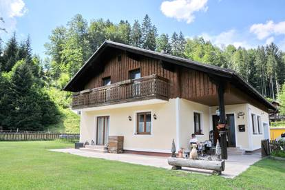 Einfamilienhaus in sonniger Lage in Altaussee