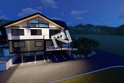 NEUBAU - Wohnung in Mittersill zu verkaufen! ( TOP 1 )